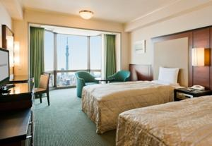 отель Asakusa Vista Hotel
