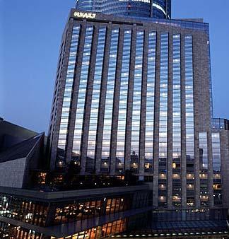 отель Grand Hyatt Tokyo