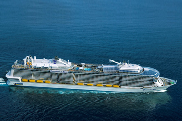 Лайнер Quantum of the Seas
