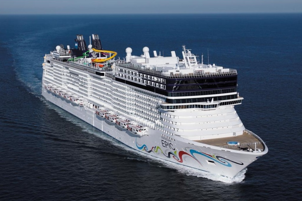 Лайнер Norwegian Epic