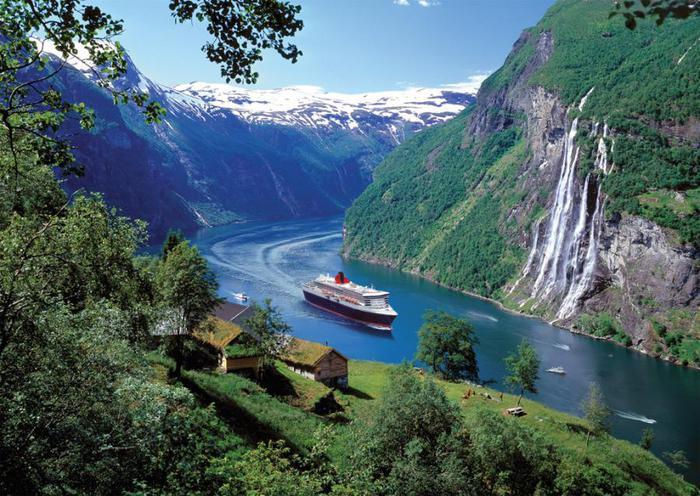 Фьорды норвегии что это такое